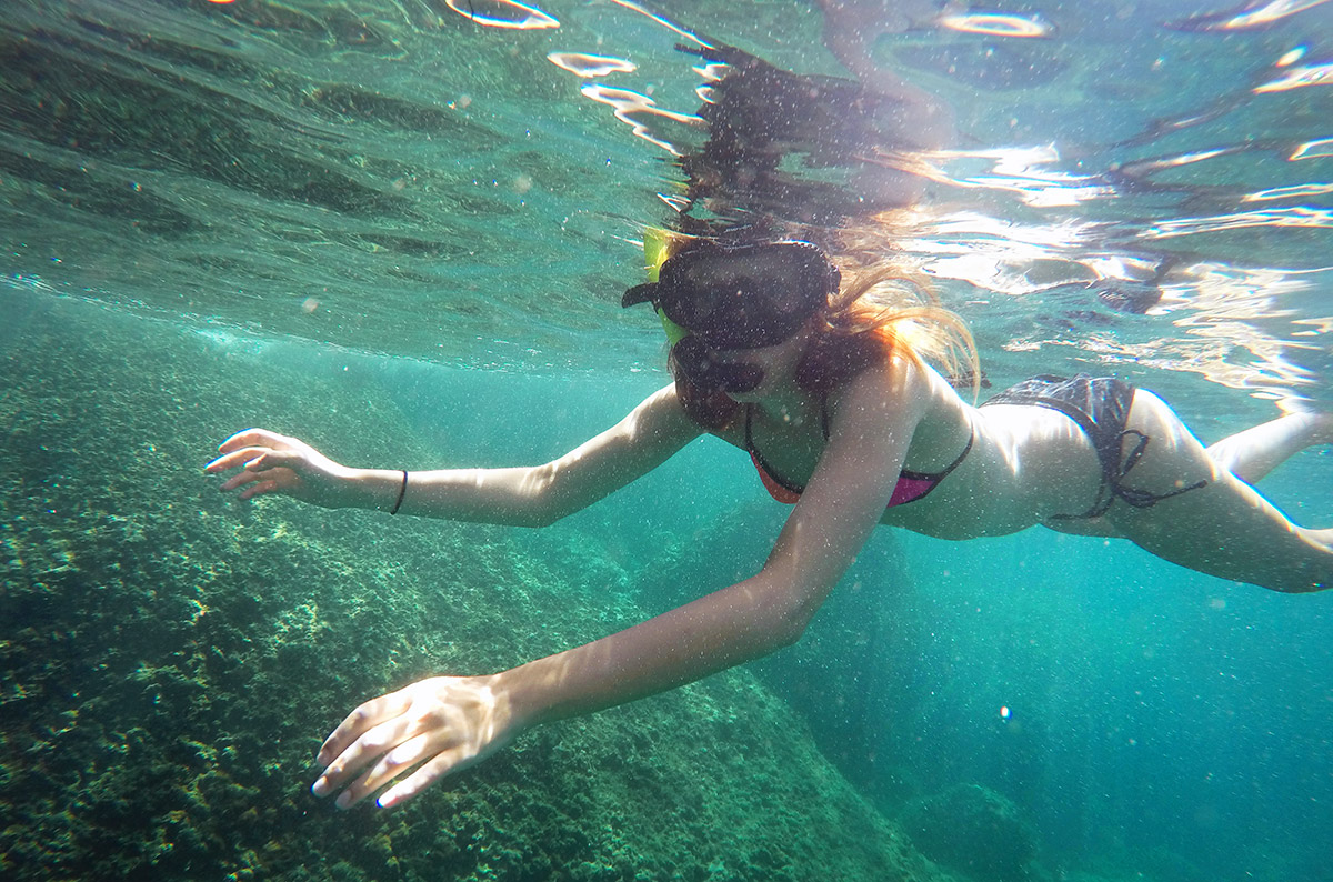 Snorkeling with Thalassa Tours was well worth the expense to our travel budget